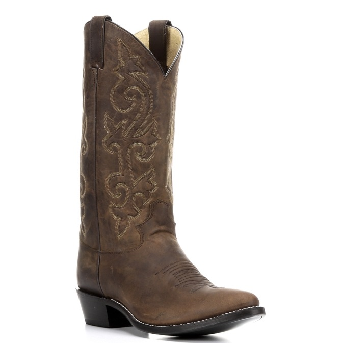 2253 Men's Justin Bay Apache Cowboy Boot