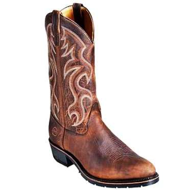 "3282 Men's Double H 12"" Domestic AG7� Work Western Cowboy Boot"