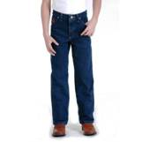22BWXSN Boy's (8-16) Wrangler� 20X� Relaxed Fit Jean
