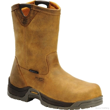"CA2520 Men's Carolina 10"" Waterproof Composite Toe Work Boot"