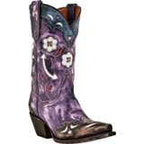 DP3625 Women's Dan Post Vintage Arrow Snip Toe Cowboy Boot