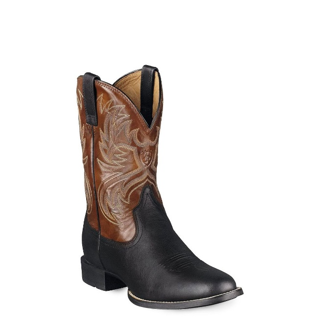"39974 Men's Ariat Heritage Horseman 11"" Cowboy Boot"