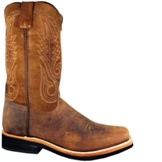 4028 Men's Smoky Mountain Boots Boonville Roper Cowboy Boot