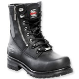 MB416 Men's Milwaukee Leather Trooper Motorcycle Boot