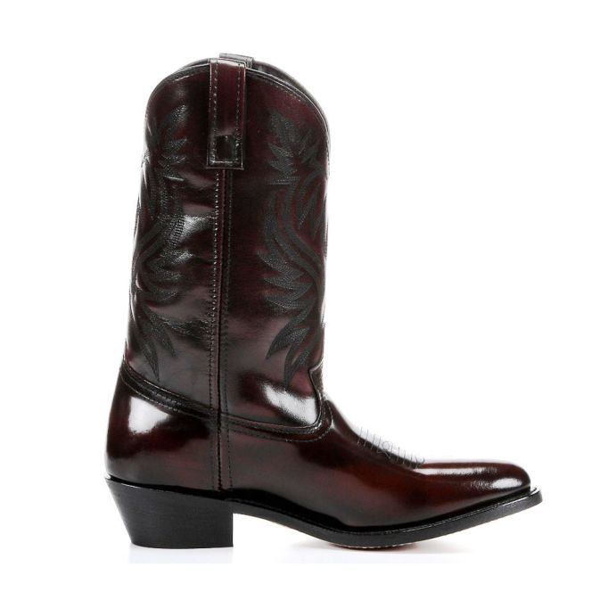 black single men in laredo Laredo women's scandalous studded western boots, black, hi-res  cowboy  heel composite outsole single row welt stitch cushioned.
