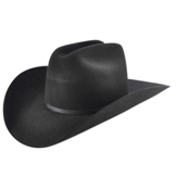 73632A Black Stampede Cowboy Hat by Bailey