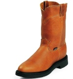 04762 Men's Justin Copper Caprice Roper