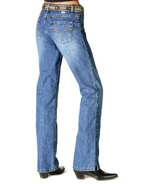 CB51252001 Women's Cruel Girl Georgia Relaxed Fit Jean