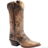 "5223 Women's Double H 12"" Dress Cowboy Boot"