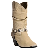 526 Women's Dingo Bailey Tan Cowboy Boot