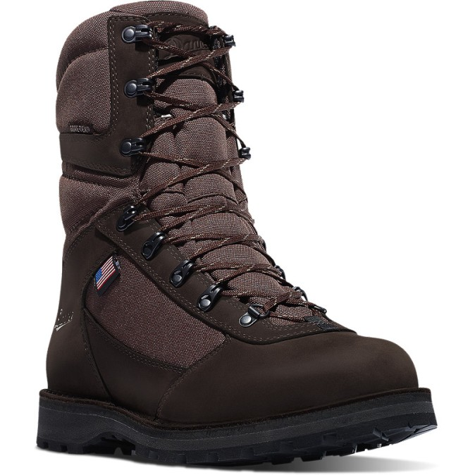 Danner East Ridge Brown Gtx Work Boot