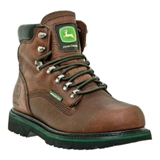 "JD6283 Men's John Deere 6"" Combine II Lace-up Work Boot"