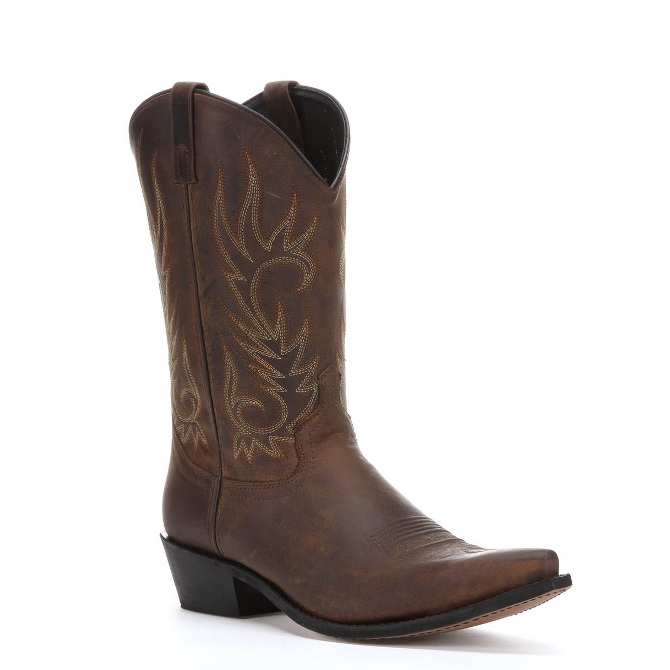 68424 Men's Laredo Willow Creek Cowboy Boot