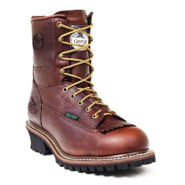 G7113 Men's Georgia Waterproof Logger Work Boot