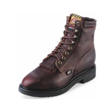769 Men's Justin Briar Pitstop Lacer Boot