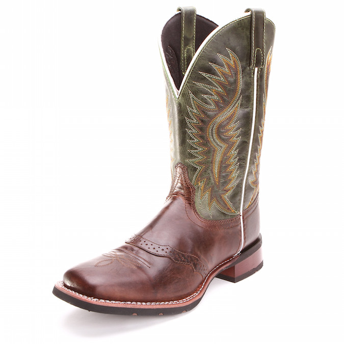 7887 Men's Laredo Jhase Square Toe Cowboy Boot