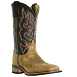 7898 Men's Laredo Lodi Cowboy Approved Roper Cowboy Boot