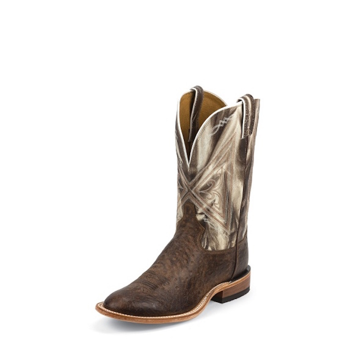 7960 Men's Tony Lama Reverse Quill Cowboy Boot