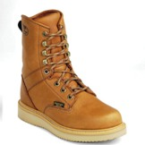 G8152 Men's Georgia Barracuda Gold Wedge Work Boot