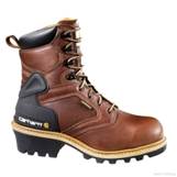 "CML8120 Men's Carhartt 8"" Logger Work Boot"