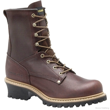 "821 Men's Carolina 8"" Logger Work Boot"