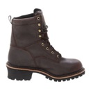 "83834 Men's Red Wing Irish Setter 8"" Logger Steel Toe Work Boot"
