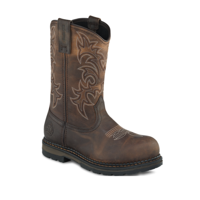 "83903 Men's Red Wing Irish Setter 11"" Pull on Work Boot"