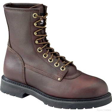 "8510 Men's Carolina 8"" Steel Toe Work Boot"