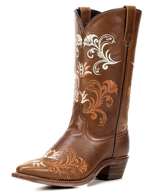 9066 Women's Abilene Whiskey Cowgirl Boot