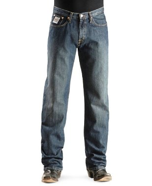 MB92834003 Men's Cinch White Label Relax Fit (Stonewash) Jeans