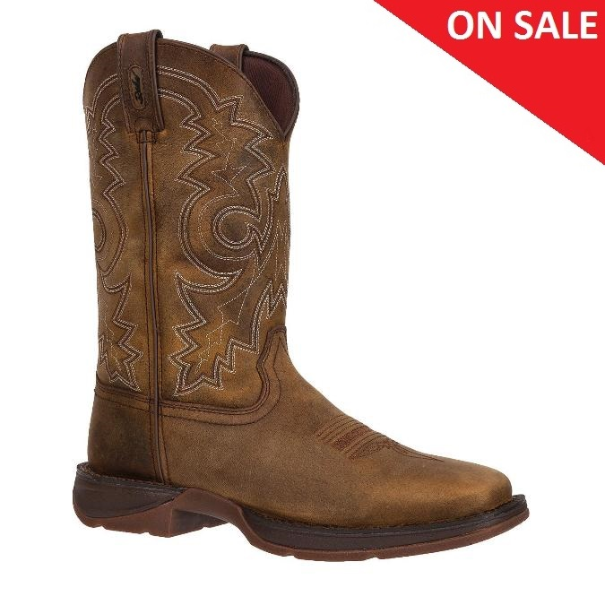 DB4443 Men's Durango Rebel Pull-On Western Cowboy Boot