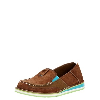 10017457 Women's Brown Cruiser Oxford Shoe