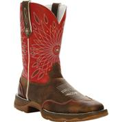 RD4415 Women's Durango Rebel Firecracker Square Toe Cowboy Boot