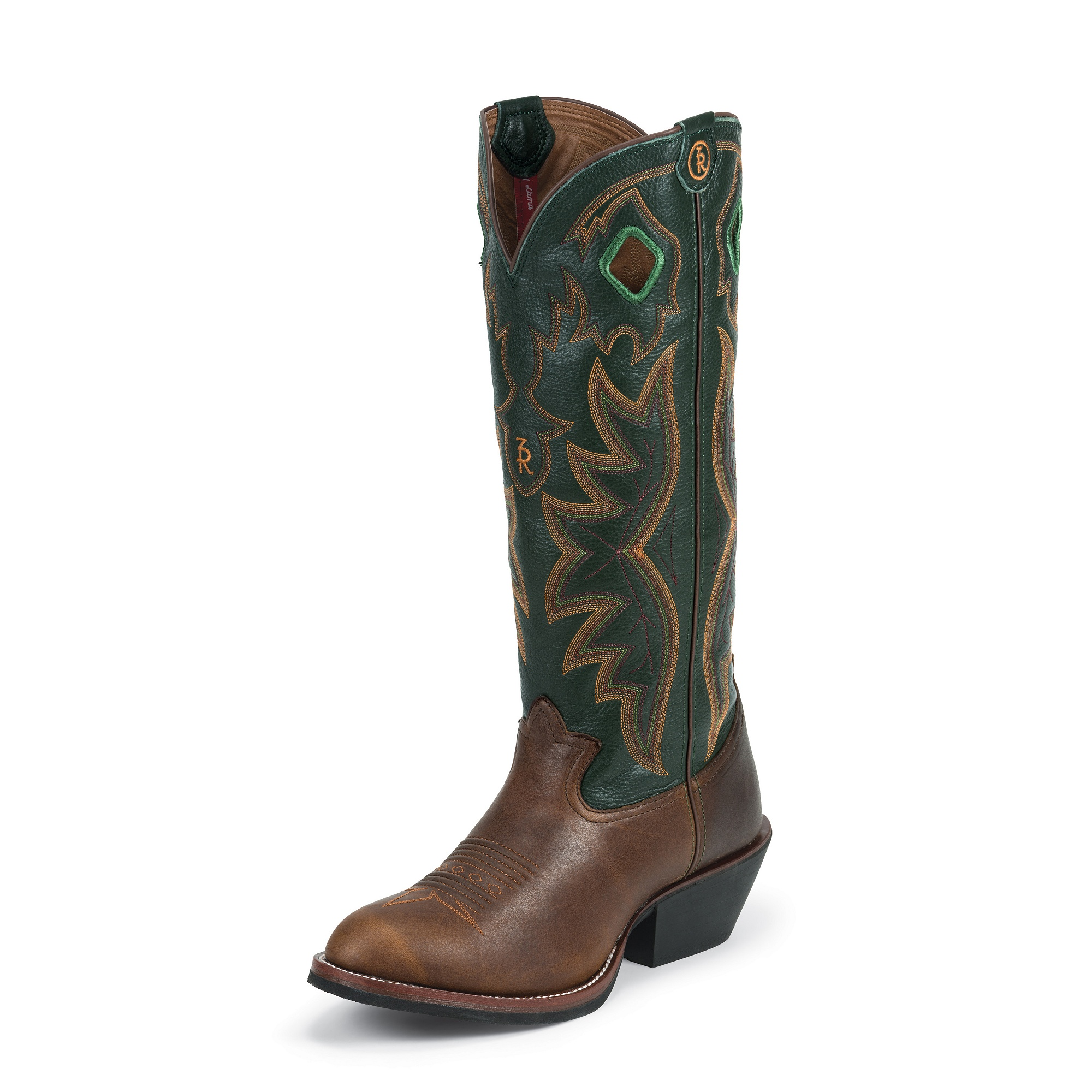 RR1016 Men's Tony Lama 3R Whiskey Dawson Cowboy Boot