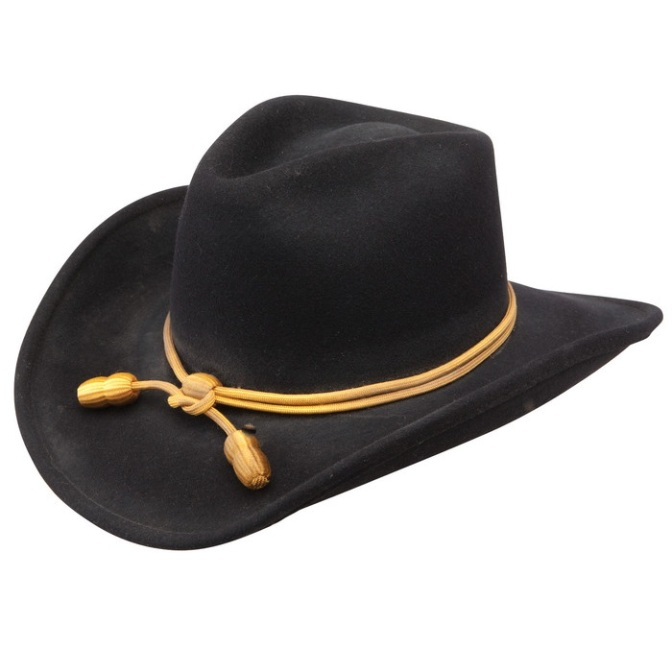 "Resistol John Wayne ""The Fort"" Crushable Hat"