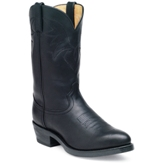 TR760 Men's Durango Oiled Black Leather Cowboy Boot