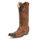 YL058-1 Women's Old Gringo Rama Laser Embroidered Cowboy Boot