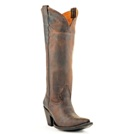 YPK41 Women's Old Gringo YippeeKi Yay Thunder Cat Chocolate Boot