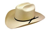 Resistol CS All Around 10X Cowboy Hat