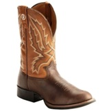 RR1111 Men's Tony Lama 3R Brown Alpine Roper Cowboy Boot