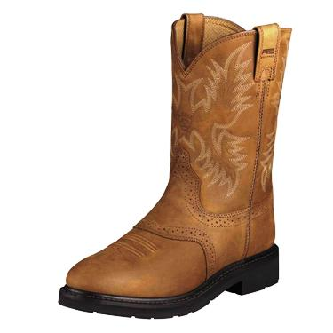 10002304 Men's Ariat Sierra Saddle Work Boot