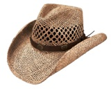 Stetson Cannon Beach Straw Hat