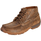 MDM0007 Men's Twisted X Tan Bomber Chukka Shoe