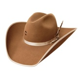 CWCWHDB2040P570 Women's Cowhand Cowboy Hat by Charlie 1 Horse