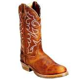 "DH1552 Men's Double-H 12"" Domestic Gel ICE� Work Cowboy Boot"