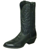 MWT0001 Men's Twisted X Black Western Cowboy Boot