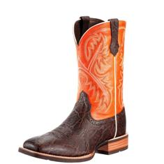 10009589 Men's Ariat Quickdraw Roper Cowboy Boot