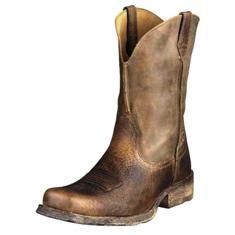 35829 Men's Ariat Rambler Square Toe Roper Cowboy Boot