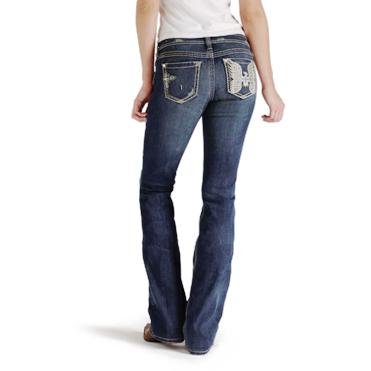 10011776  Women's Ariat Ruby Freebird Slim Fit Jeans