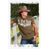 S00154 Men's B Tuff Green T Shirt
